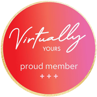 Proud member of Virtually Yours